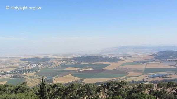 Jezreel Valley 耶斯列谷地
